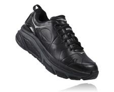Hoka Men's Valor Leather Black