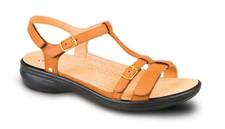 Revere Women's Milan Sandals Tan