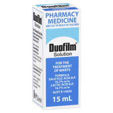Duofilm Solution - Wart Solution 15ml