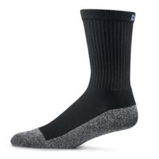 Dr Comfort Extra Roomy Unisex Socks Black