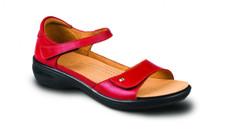 Revere Women's Bali Red Sandal
