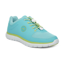 Anodyne Women's No.23 Sport Runner Teal/Lime