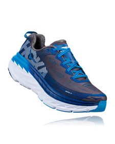 Hoka Men's Bondi 5 Charcoal Grey