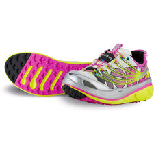 Hoka Women's Kailua Trail Citrus/White/Fuschia