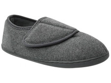 Orthaheel Women's Hush Slipper Grey