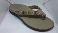 Orthaheel Kids Wave Thongs Camo