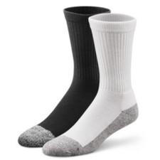 Dr Comfort Extra Roomy Unisex Socks White