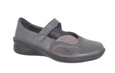 Naot Women's Conga Tin Grey Combo