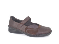 Naot Women's Conga Mine Brown Combo
