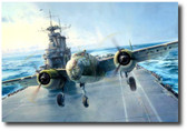 Into the Teeth of the Wind  Aviation Art