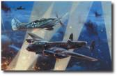 No Turning Back  Aviation Art