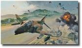 Phantom Fury Aviation Art