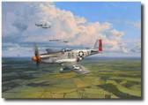 American Eagles  Aviation Art