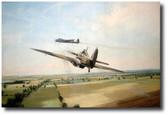 Fastest Victory  Aviation Art