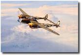 Wide Horizons  Aviation Art