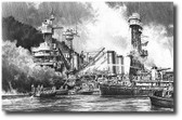Battleship Row - The Aftermath