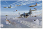 Alabama Rammer Jammer by Jim Laurier  Aviation Art