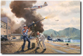 The Warriors of Kaneohe by Jim Laurier Aviation Art