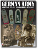German Army Shoulder Boards and Straps 1933-1945 by Thomas J. Suter & David A. Suter