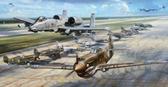 Flying Tiger Legacy by John Shaw Aviation Art