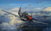 Ramrod-Outward Bound By John Shaw  Aviation Art
