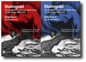 Stalingrad: The Death of the German Sixth Army on the Volga, 1942-1943: Volume 1: The Bloody Fall • Volume 2: The Brutal Winter by French MacLean
