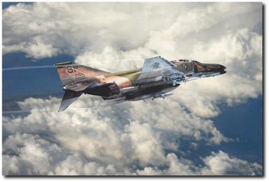 The Seeker Aviation Art