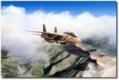 Fear The Bones Aviation Art