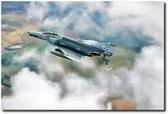 Spang Wild Weasel Aviation Art