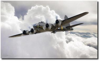 Memphis Belle Aviation Art
