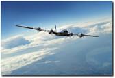 Final Approach  Aviation Art