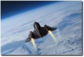 Sixteen Miles High Aviation Art