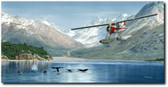 Beaver Tales by Don Feight - DHC-2 Beaver Float Plane Aviation Art