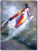 Thanks Charlie by Don Feight - Charlie Hillard Tribute  Aviation Art