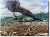 Mortar Magnets by Don Feight - C-130