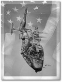 MH-65 Dolphin by Bryan David Snuffer - MH-65  Aviation Art