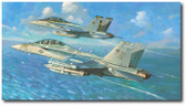 Rampage by Bryan David Snuffer Aviation Art