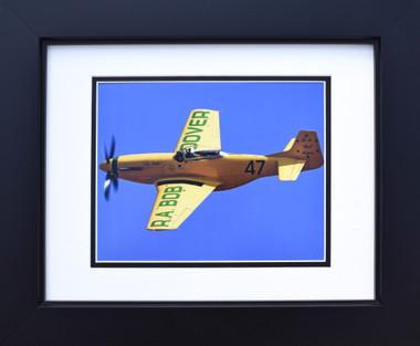 Bob Hoover's Ole Yeller Aviation Art