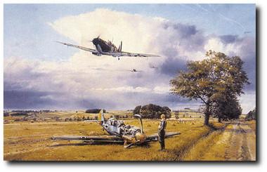 Summer Victory Aviation Art