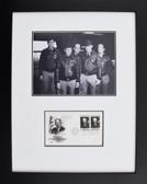 Doolitle Raiders with Eisenhower Envelope