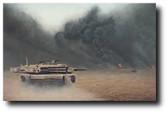 Iron Fist by Dru Blair -  Abrams tank
