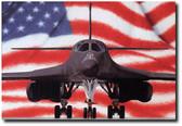 Foundations of Freedom by Dru Blair - B1 Bomber