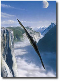 Majestic Wing by Dru Blair -  B-2 Stealth Bomber