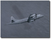 ...But You Can't Hide by Dru Blair -  Lockheed P-3 Orion