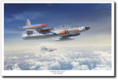 Cold War Interceptor by Mark karvon – F-94C Starfire