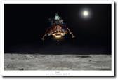 Eagle by Mark Karvon – Apollo 11