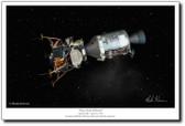 Three Souls Onboard by Mark Karvon – Apollo 13