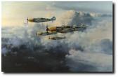 JG-52 by Robert Taylor - Messerschmitt Bf 109 Aviation Art
