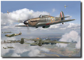 Shared Victory by Jim Laurier Aviation Art
