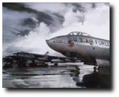 B-47 - At The Ready Aviation Art